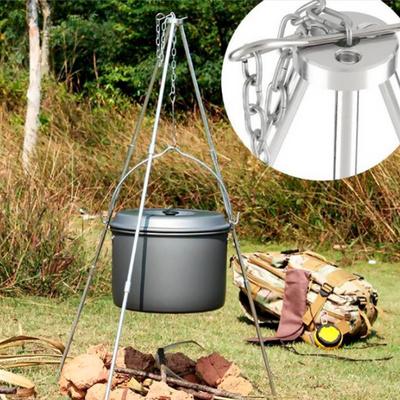 Ribolov Stolček Stol- Trikotnik Stol Yate za čajnik zložljiv, Yate