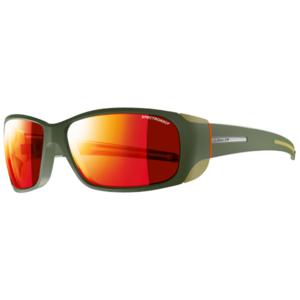 sončno očala Julbo MONTEBIANCO SP3 CF vojska / kamel / oranžna, Julbo
