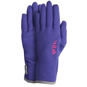 rokavice Rab moč odsek za Glove ženske indigo / v, Rab