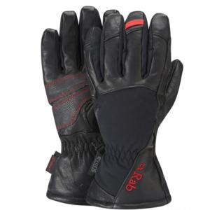 rokavice Rab vodnik Glove črna / bl, Rab