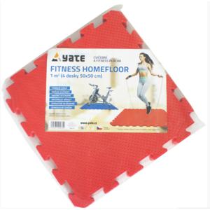 pranje Yate fitnes Homefloor SET 4 kosov / pakiranje, Yate