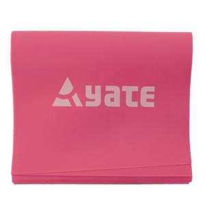 Fitband Yate 200x12cm zmerno trdno / rdeče, Yate