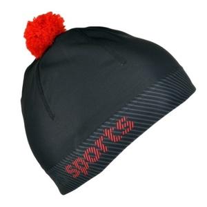 klobuk Silvini PALA UA1127 črno-rdeča, Silvini