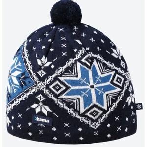 pletene Merino klobuk Kama A138 108