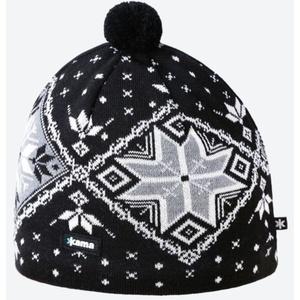 pletene Merino klobuk Kama A138 110