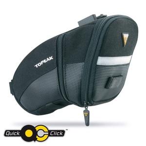 torba Topeak Aero Wedge Pack velik z Hitro kliknite TC2253B, Topeak
