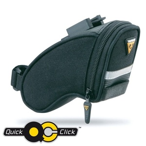 torba Topeak Aero Wedge Pack Micro z QuickClick TC2470B, Topeak