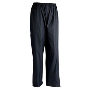 hlače Trekmates DC 01 črna, Yate