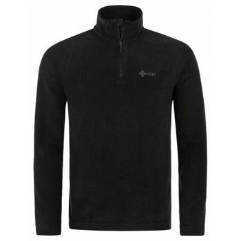 Moški pulover iz flisa Kilpi ALMERI-M Črna, Kilpi
