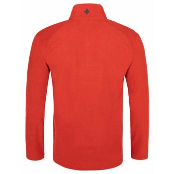 Moški pulover iz flisa Kilpi ALMERI-M rdeča, Kilpi