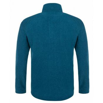 Moški pulover iz flisa Kilpi ALMERI-M turkizna, Kilpi