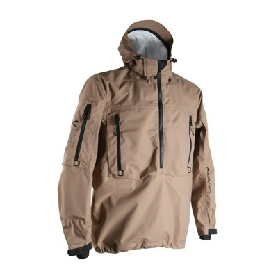 Ribiška jakna Hiko ANGLER rjava, Hiko sport