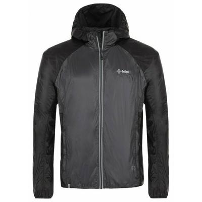Moški dihajoče jakna Kilpi AROSA-M Črna, Kilpi