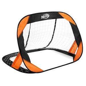 Samopotrditev nogomet osebni prehod Spokey HASBRO ščit NERF 2 ks črno-oranžna, Spokey