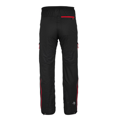 Nepremočljive hlače Direct Alpine Cyclone black/brick, Direct Alpine