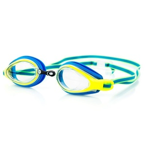 kopanje očala Spokey COBRA modro-rumena, Spokey