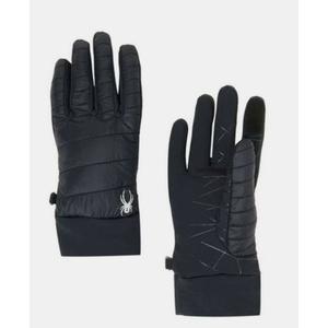 rokavice Spyder ženske `s` GLISSADE HYBRID 197030-001, Spyder