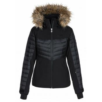 Ženske smučarska jakna Kilpi BREDA-Z Črna, Kilpi