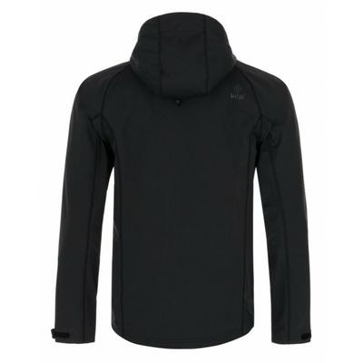 Moška softshell jakna Kilpi CAMPO-M Črna, Kilpi