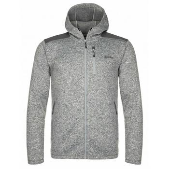 Moški pulover iz flisa Kilpi D ALB YM bela, Kilpi