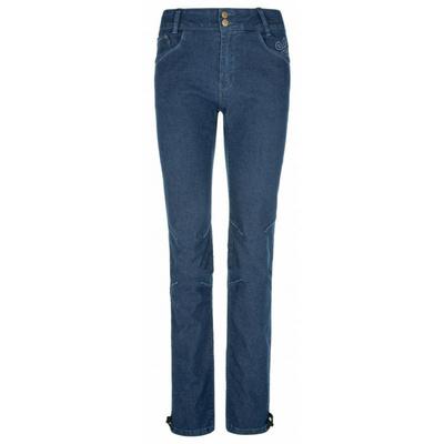 Ženske hlače za na prostem Kilpi DANNY-W temno modra, Kilpi