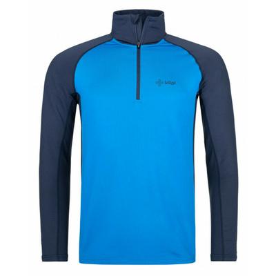 Moški funkcionalni dolga majica rokav Kilpi WILLIE-M modra, Kilpi