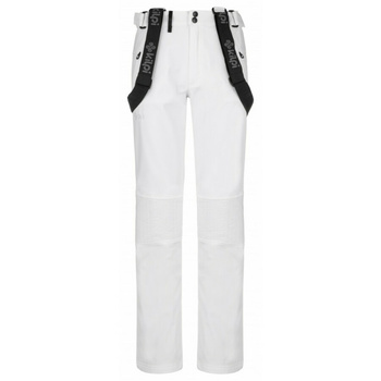 Ženske softshell hlače Kilpi DIONE-W bela, Kilpi