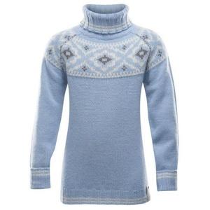 junior toplo volna pulover Devold je okrogla GO 411 370 A 232A, Devold