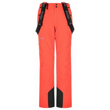Ženske smučanje hlače Kilpi ELARE-W korale, Kilpi