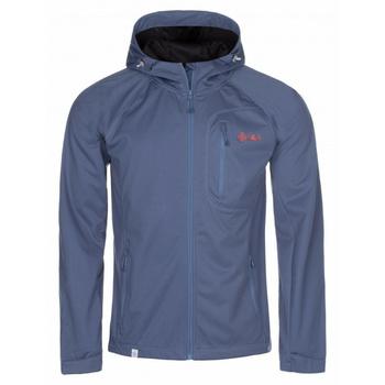 Moška softshell jakna Kilpi ENYS-M modra, Kilpi