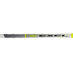 Floorball palica EXEL F60 WHITE 2.9 98 OKROGLA MB, Exel