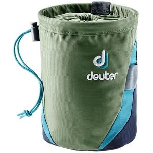 torba na magnezij Deuter Gravity Chalk Bag I L kaki-mornarica, Deuter