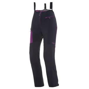 hlače Direct Alpine Hodnik PLUS dama črna / vijolična, Direct Alpine