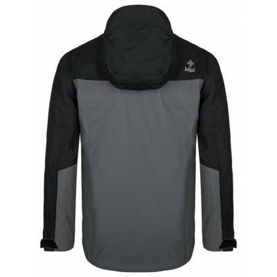 Moški na prostem jakna Kilpi ORLETI-M temno siva, Kilpi