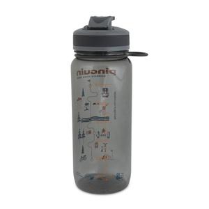 steklenica Pinguin Tritan šport Bottle 0,65L siva, Pinguin
