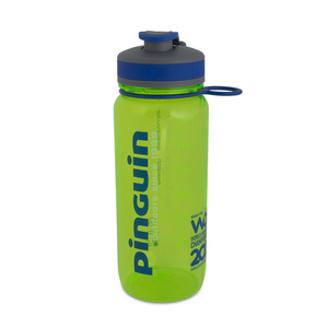 steklenica Pinguin Tritan šport Bottle 0,65L zelena, Pinguin