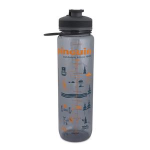 steklenica Pinguin Tritan šport Bottle 1,0L siva, Pinguin
