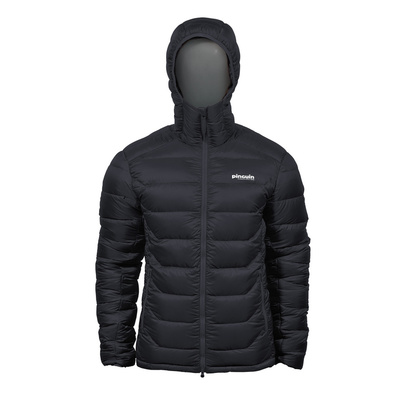 jakna Pinguin Mont Jacket črna
