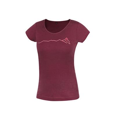 majica funkciShelna kosmate dama palisander (hrbtenica)
