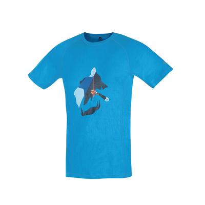 majica funkcishelna Direct Alpine kosmate ocean (razpoke), Direct Alpine