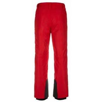 Moški smučanje hlače Kilpi GABONE-M rdeča, Kilpi