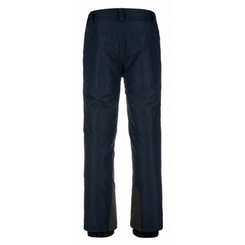 Moške smučarske hlače Kilpi GABONE-M temno modra, Kilpi