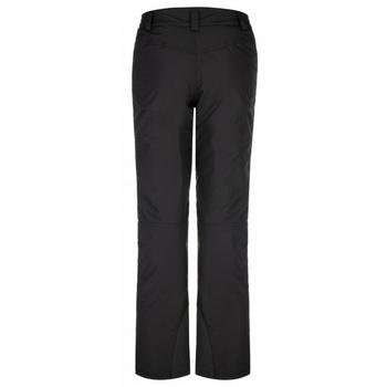 Ženske smuči hlače Kilpi GABONE-W Črna, Kilpi