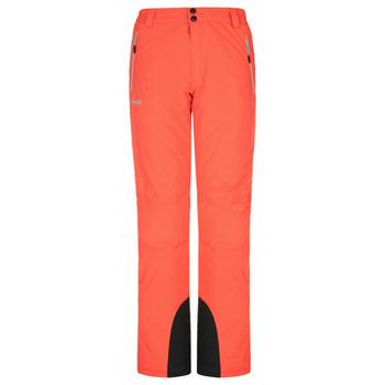 Ženske smuči hlače Kilpi GABONE-W korale, Kilpi
