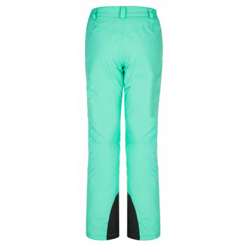 Ženske smuči hlače Kilpi GABONE-W turkizna, Kilpi
