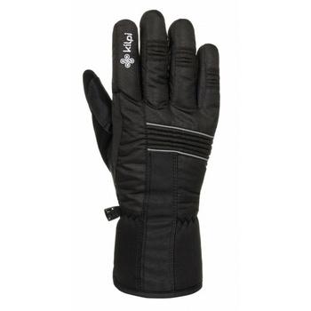 Unisex smučanje rokavice Kilpi GRANT-U Črna, Kilpi