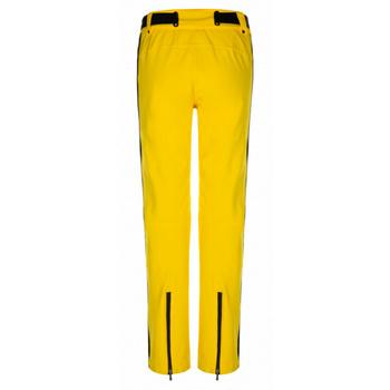 Ženske smuči hlače Kilpi HANZO-W Rumena, Kilpi
