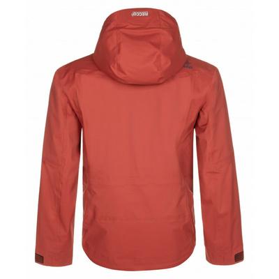 Moški membrano jakna Kilpi HASTAR-M temno rdeča, Kilpi