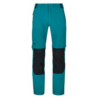 Moški tehnični hlače za na prostem Kilpi HOSIO-M turkizna