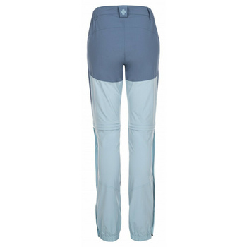 Ženske hlače za na prostem Kilpi HOSIO-W svetlo modra, Kilpi